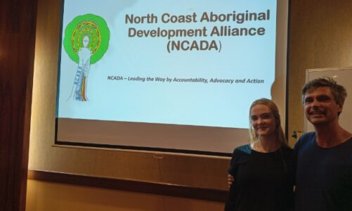 New Logo and busy times for NCADA